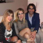Maria Mazzola, Debora Ragusa e Vito Lo Franco