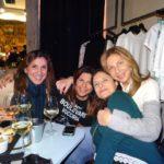Francesca D'Angelo, Rosi De Simone,Alessandra D'Agostino e Milvia Averna
