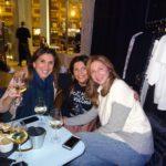 Francesca D'Angelo, Rosi De Simone e Alessandra D'Agostino