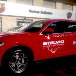 Il primo Suv di Alfa Romeo presentato al Country Club di Palermo. Drive test e paddle