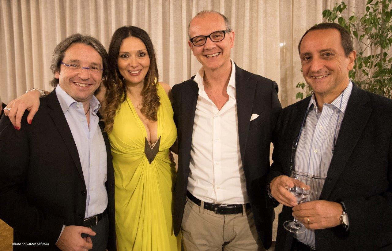 Roberto Gueli, Nadia La Malfa, Nino Randazzo, Riccardo Arena