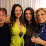 Enzo Salemi, Nadia La Malfa, Fulvia Salemi, Maria Cusimano