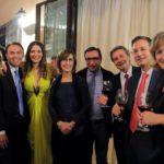 Francesca e Marcello Linares, Nadia La Malfa, Stefano Cassarà, Felice Cavallaro, Marilita Borgese