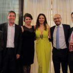 Fausto Raciti, Giuseppe Bruno, Alice Anselmo,Nadia La Malfa, Davide Faraone, Giuseppe Lupo
