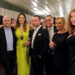 Giovanna Benincasa, Meni Pirrone, Dino Beninati, Enzo Mistretta, Pupa Pirrone, Carmelo e Deborah Raffa