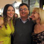 Nadia La Malfa, Giuseppe Bianca e Lucia Di Fatta