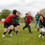 Alla Favorita un torneo di rugby under 12 per educare alla legalità attraverso lo sport