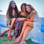 Miss Yara Mosquito e Rosi De Simone eventi per una sfilata a sostegno dei bambini