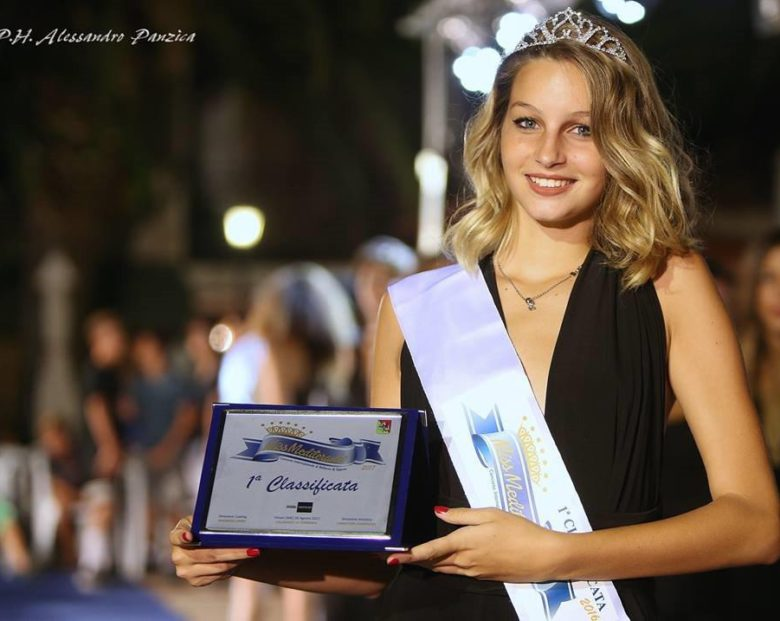 Giulia Proietto, Miss Mediterranée 2017