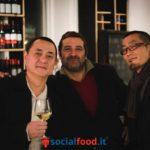 Greco e gli chef del Sushi Station Tribeca