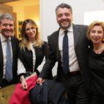 Alessandro Anello, Laura Ardizzone, Massimiliano Anello e Vera Lo Presti