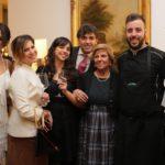 Adriana Voiardito,  Maria Antonietta Pioppo, Gerardine Pedrotti,  Gianfranco Anello, Mariella Glorioso, Santino Corso e Alessia Mazza