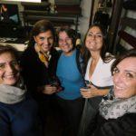 Maria Clara Provenzano, Alessandra Lojacono,  Guendalina Pecoraino, Roberta Lojacono,  Sabrina Triolo