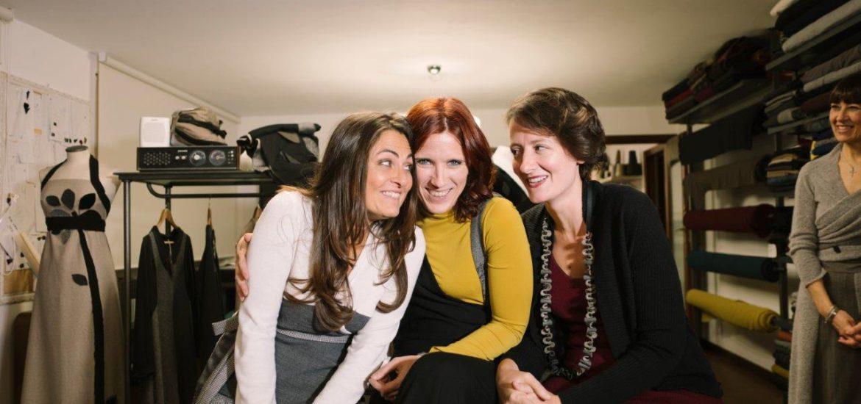 Roberta Lojacono, Marianna Vigneri  e Irene Ferrara