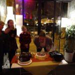 Le 61 candeline di Roberto Leone