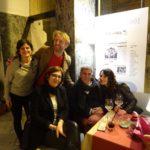 Isabella Napoli, Vassily Sortino, Rosangela Tumino, Alberto Bonanno e Giusi Spica