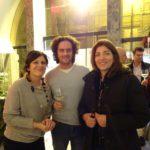 Isabella Napoli, Valerio Tripi e Antonella Romano