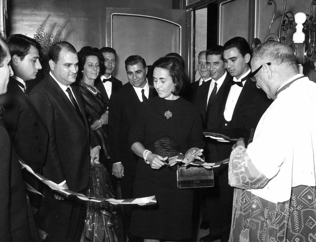 L'inaugurazione del Charleston nel 1967