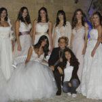 Dopo D&G, torna l'alta moda al Castello di Trabia con le spose di Gigante