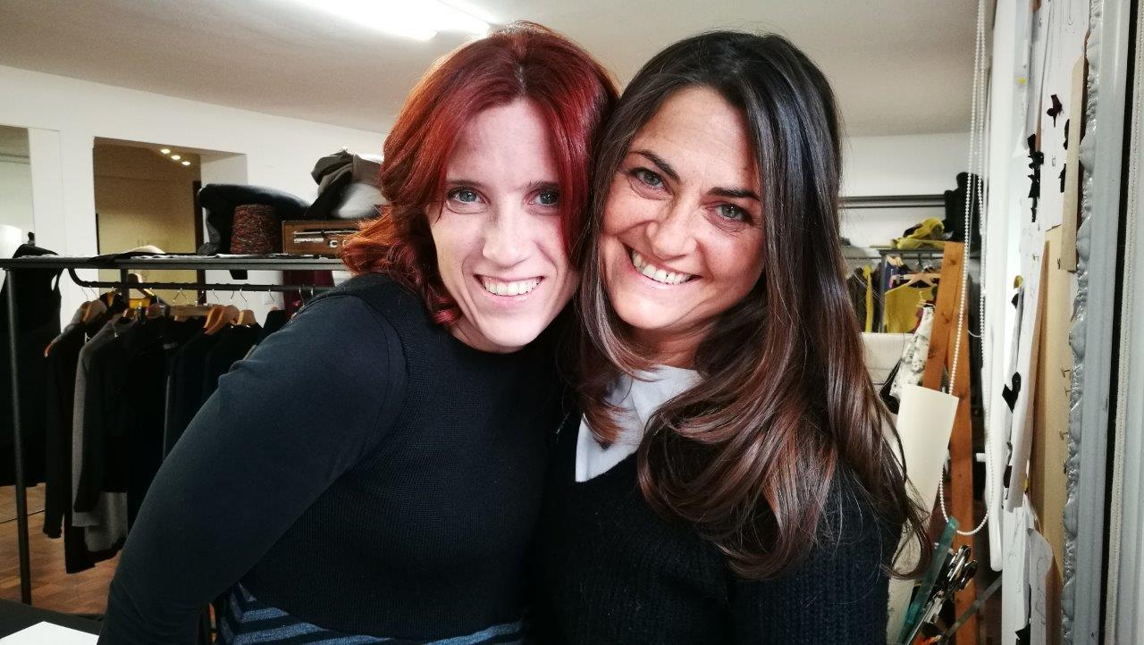 Marianna Vigneri e Roberta Lojacono