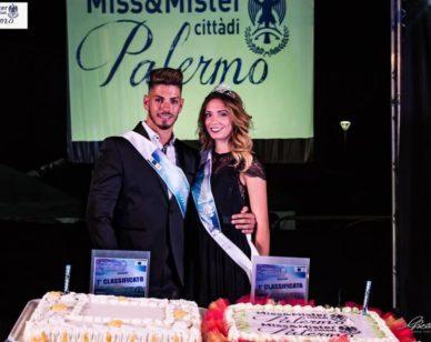 Davide Costantino e Marta Denti, mister e miss Città di Palermo 2017