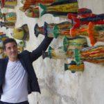 """I pesci, """"mozzati"""" di Nicolò Morales, da Bobez, con """"Mediterranea"""" dal 1 dicembre a Palermo"""