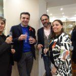 Rosa Alessi, Daniele Benenati, Francesca Becchini