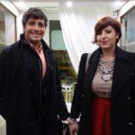 Enrico Rosolino e Sabrina Gottuso
