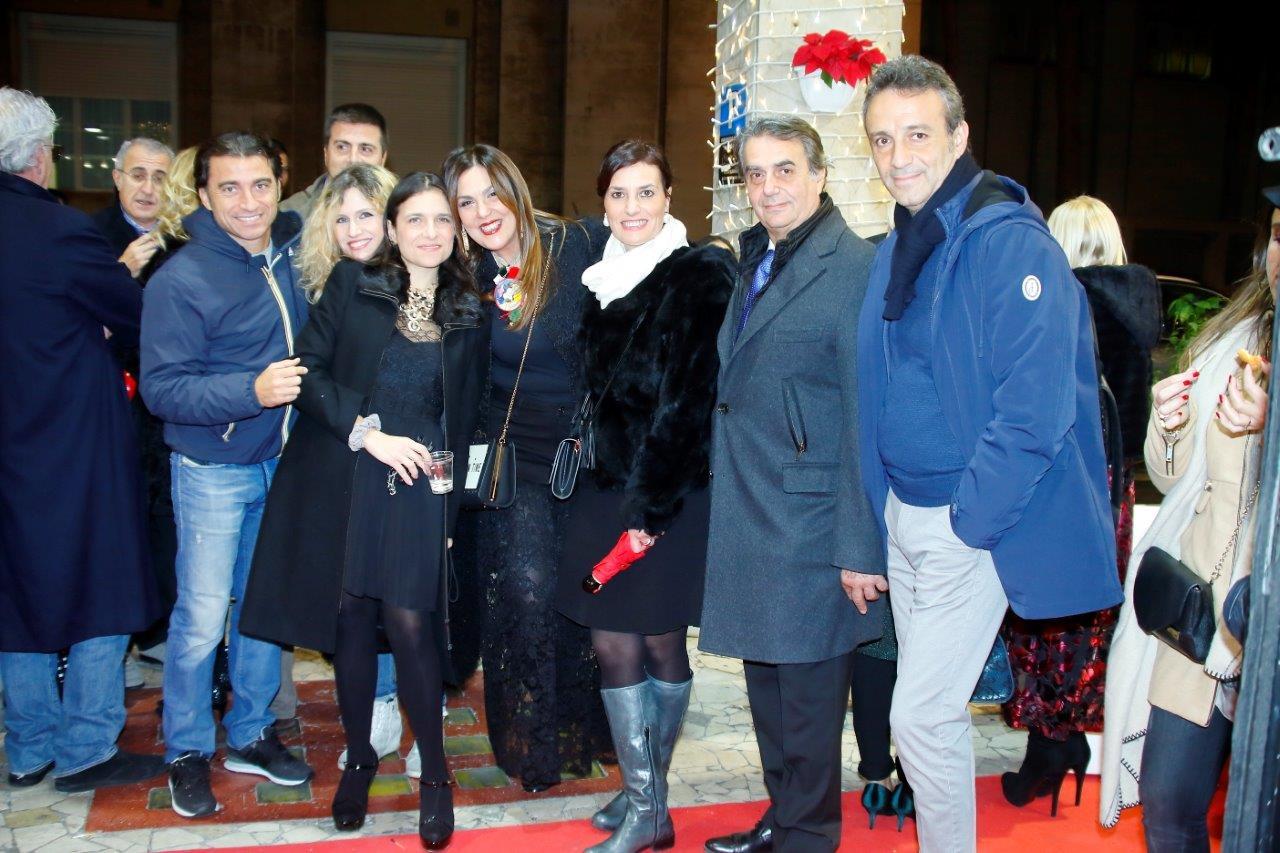 Popo Landino, Roberto Indovina, Licia Raimondi, Milvia Averna, Francesca Burgio, Francesca Di Giovanni