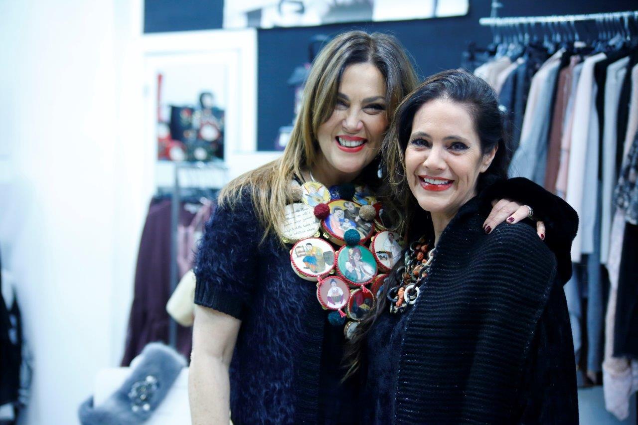 Francesca Burgio e Vita Arcilesi