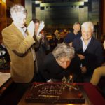 """Per gli 80 anni di Gabriele Ferro l'Orchestra del Teatro Massimo suona """"Tanti auguri a te"""""""