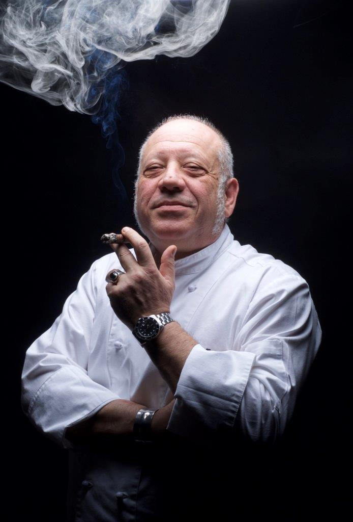 Lo chef Beppe Fontana