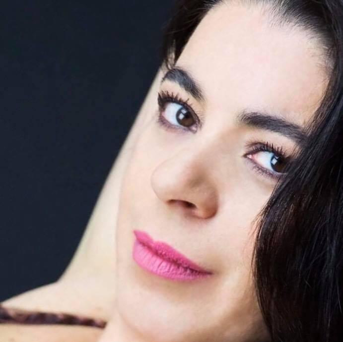 Daniela Tornatore ritratta da Peppino Romano