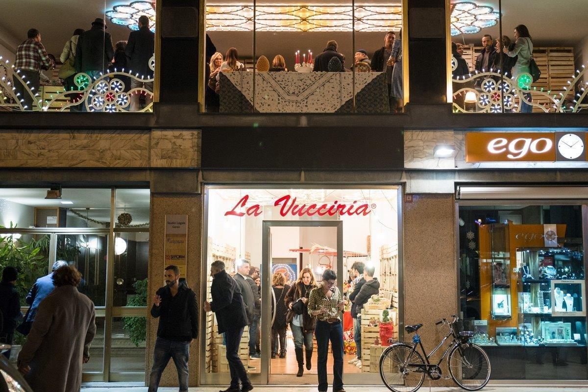 Lo spazio La Vucciria di via Libertà a Palermo_esterno