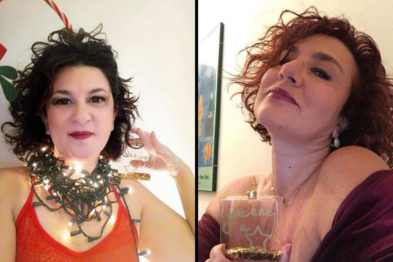 Stefania Giuffrè e Marina Finettino