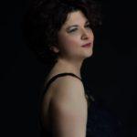Stefania Giuffre ritratta da Peppino Romano