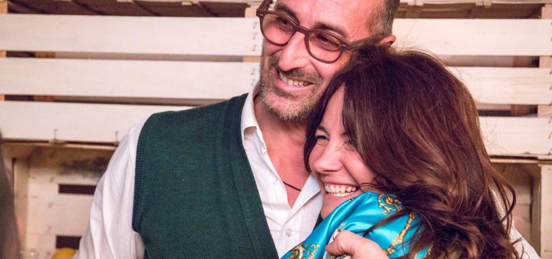 Antonio Di Dio e Diana De Concini idetori del brand La Vucciria