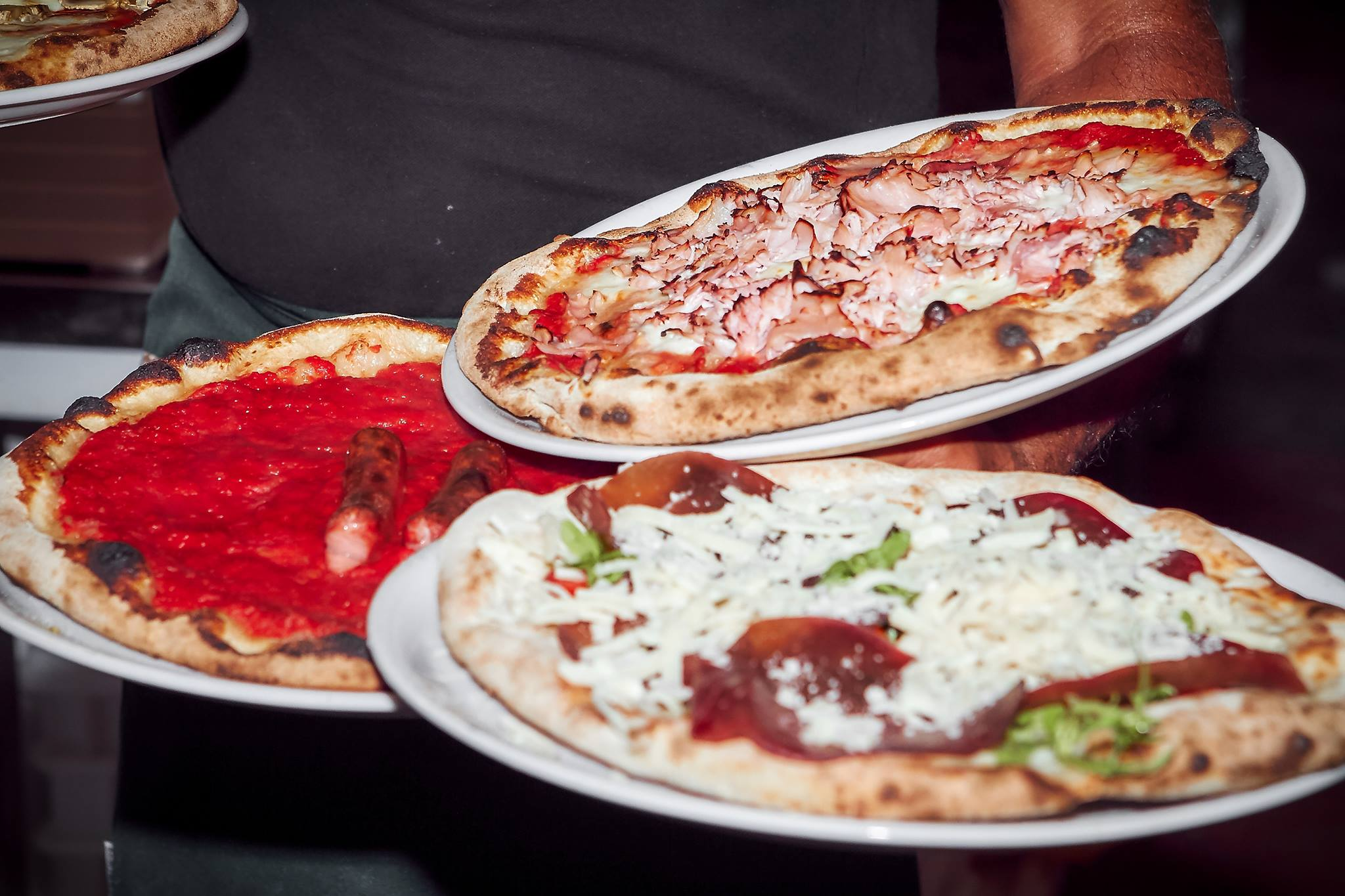 La Braciera_pizze