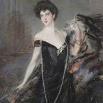 Torna il ritratto di Donna Franca Florio a Palermo