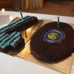 La torta dei 40 anni di Roberto Indovina