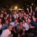 Amala! La festa dei 40 anni del notaio Roberto Indovina