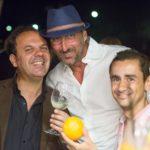 Pucci Scafidi, Antonio Di Dio, Giancarlo Nicosia