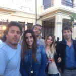 Alessandro Alberti, Elisa Adamo, Claudio Magazzù, Michela Gargano, Edi Moncada ph Giusi Bivona