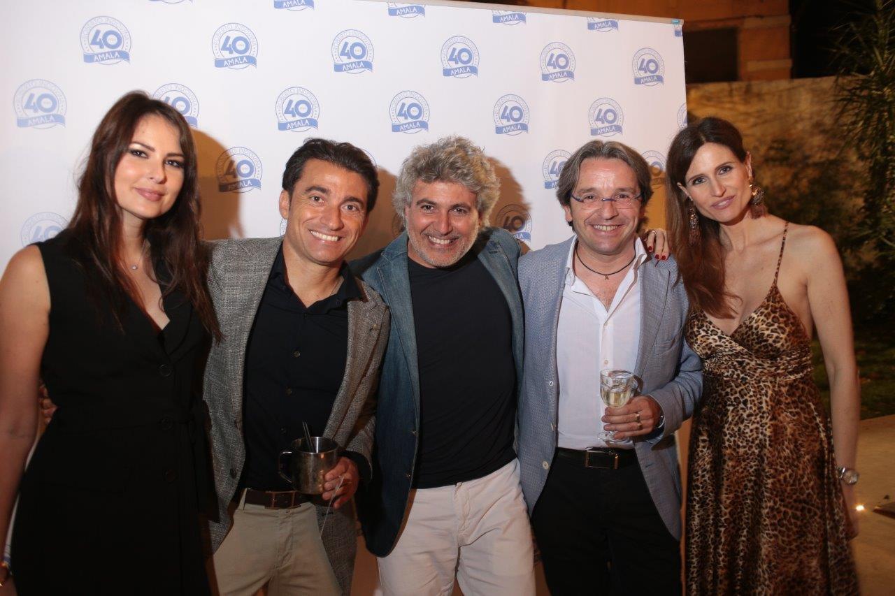 Jennifer Casa_Roberto Indovina_Luca Lo Bosco_Roberto Gueli_Licia Raimondi