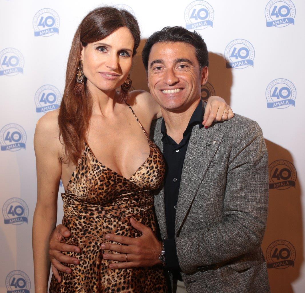 Licia Raimondi e Roberto Indovina