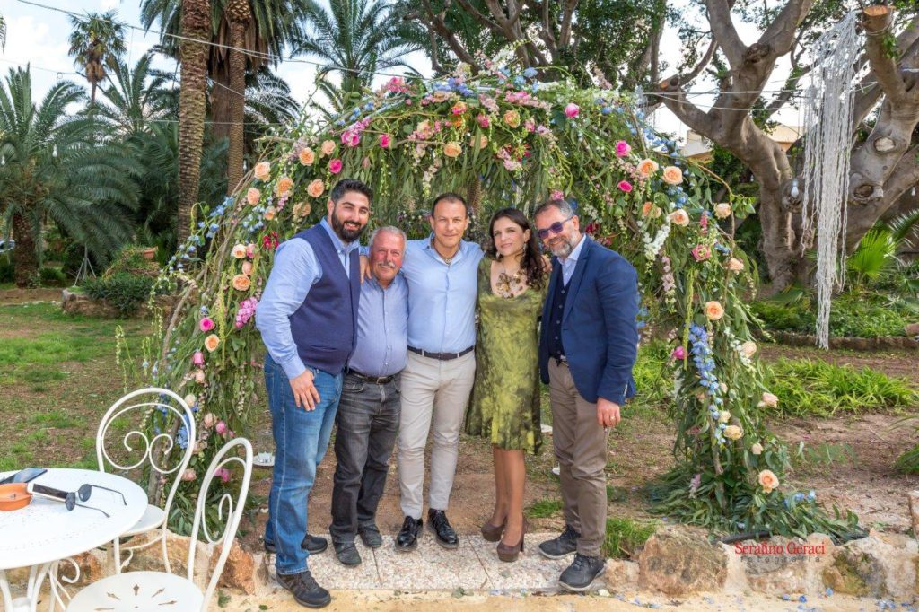 Il team creativo di Wedding Style 2018