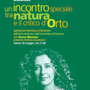 locandina Teresa Mannino