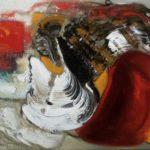 8_ ExtemporaneaH24_opera Piero Mascetti 2018 olio su tela cm 40 x 50