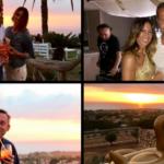 Sfida il tramonto il Gold Party di Vittorio Orlando e Luisa De Giacomo