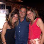 Adriana e Grazia Gasbarro con Antonio Lo Mauro